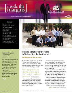 January 2006, LSBE Newsletter, Volume 2, Issue 1