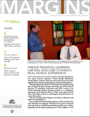 December 2010, LSBE Newsletter, Volume 6, Issue 2