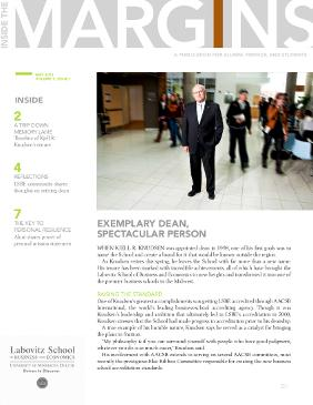 June 2013, LSBE Newsletter, Volume 9, Issue 1