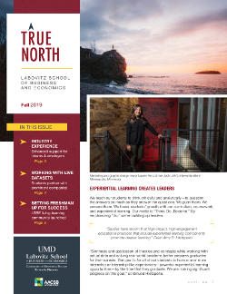 LSBE North Fall 2019 newsletter cover