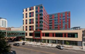 University of Minnesota Rochester exterior
