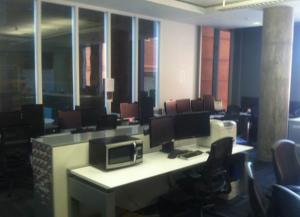 Wells Fargo lab interior