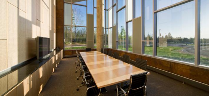 LSBE boardroom