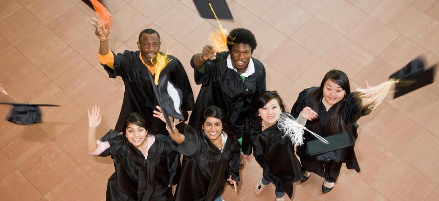 UMD minority graduates