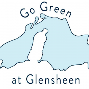 Go Green at Glensheen Logo