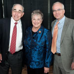 Joel Labovitz, Elaine Hanson, Mark Labovitz