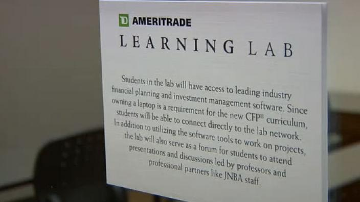 Ameritrade Learning Lab