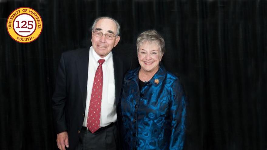 Elaine Hansen and Joel Labovitz