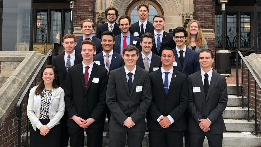 Current Cohort of Financial Markets Program