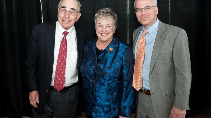 Joel Labovitz, Elaine Hanson, and Mark Labovitz