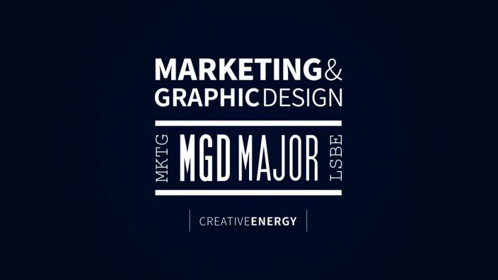 Marketing and Graphic Design Information Sessions