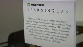Ameritrade Learning Lab