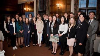 2018 Beta Gamma Sigma Inductees