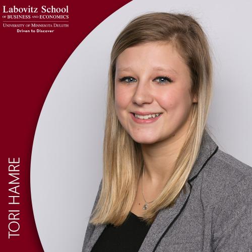 Tori Hamre Success Profile