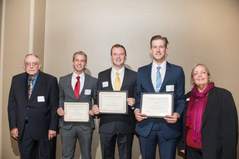 And Labovitz Scholarship Business Economics School Recipients 2016-2017 Of
