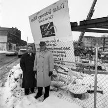 Dean Kjell R. Knudesn CED groundbreaking
