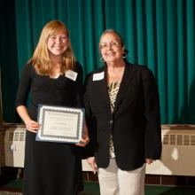 Drazkowski Family Scholarship - Joy Rasmussen and Dean Amy B. Hietapelto