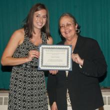 Evan Michael Williams Scholarship - Lauren Westling and Dean Amy B. Hietapelto