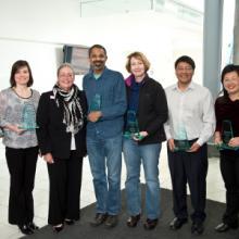 Jennifer Schultz, Kim Dauner, Rajiv Vaidyanathan, Linda Rochford, Luiggi Donayre, and Junhua Wang