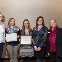 AUPHA McGaw Scholarship - Hannah Urban - Bailey Vollom