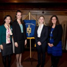 Beta Gamma Sigma 2016 Officers