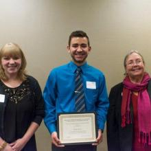 Copeland Buhl and Company Scholarship - Dylan Wavra
