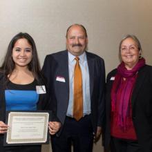 Department of Accounting Scholarship - Marie Jose Tapia Nieto