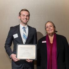 Dr. David and Roberta Vose Scholarship - Luke Lechtenberg