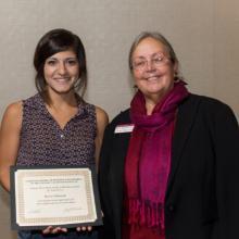 Erickson Family Scholarship - Rawia Maamoun