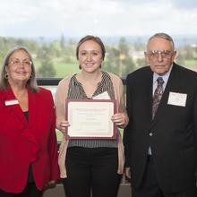 Allan L. Apter Family Scholarship, Mariah Bardson