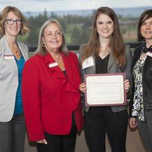 AUPHA McGaw Scholarship, Christine Hovet
