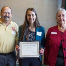 Department of Accounting Scholarship, Hannah Koller