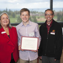 Department of Economics Scholarship, Jack Carlson