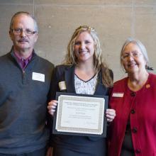 Dr. John A. Dettmann Scholarship, Kaylie Brooks