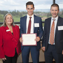 Financial Markets Program Legacy Scholarship, Ryan Meyers