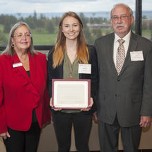 First Street Gang Memorial Scholarship, Jessica Conlon