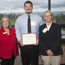 Fred C. and Mary H. Lewis UMD MBA Scholarship, Joseph Yernatich