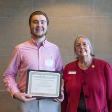 Jack Watson Memorial Scholarship, Charles Kovacovich