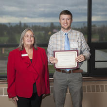 Jack Watson Memorial Scholarship, Keyan Weaver