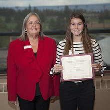 Janet Jasper Scholarship, Traci Schwantes