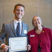 KBJR Scholarship, Grant Pulver