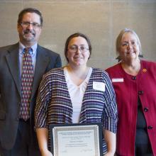 LSBE Graduate Tuition Fellowship, Adrienne Strickland
