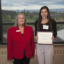 maurices Marketing Analytics Program Scholarship, Nicole Randt
