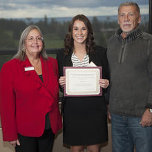 Nicholas M. Pierce Memorial Scholarship, Sarah Bane