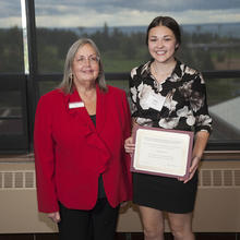 Northern Tool & Equipment Entrepreneurial Studies Scholarship, Bailey Simon