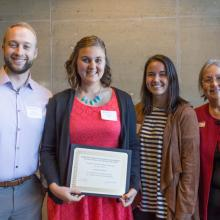 ReMAP Alumni Scholarship, Samantha Plante