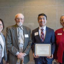 Russell and Lai La Lunde Scholarship, Thomas Tran