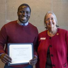 Sansio Scholarship, Mike Kenyanya