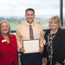 Scott and Lorrie Bradt Scholarship, Andrew Kimball
