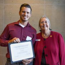 Seashore Family Scholarship, Eli Kohorst